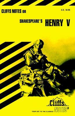 Cliffsnotes Henry V By Fisher, Jeffery